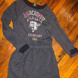 Girls size 15/16 Abercrombie dress